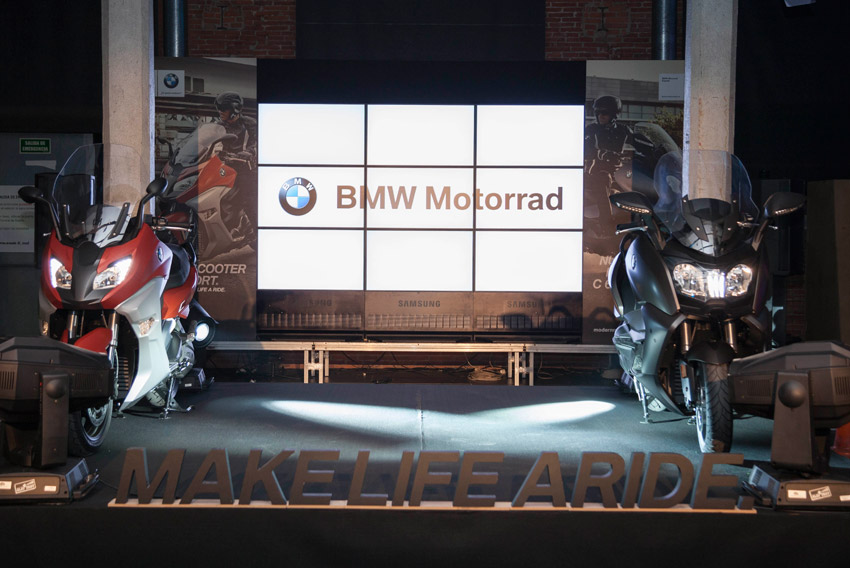 MAXISCOTER BMW MOTORRAD