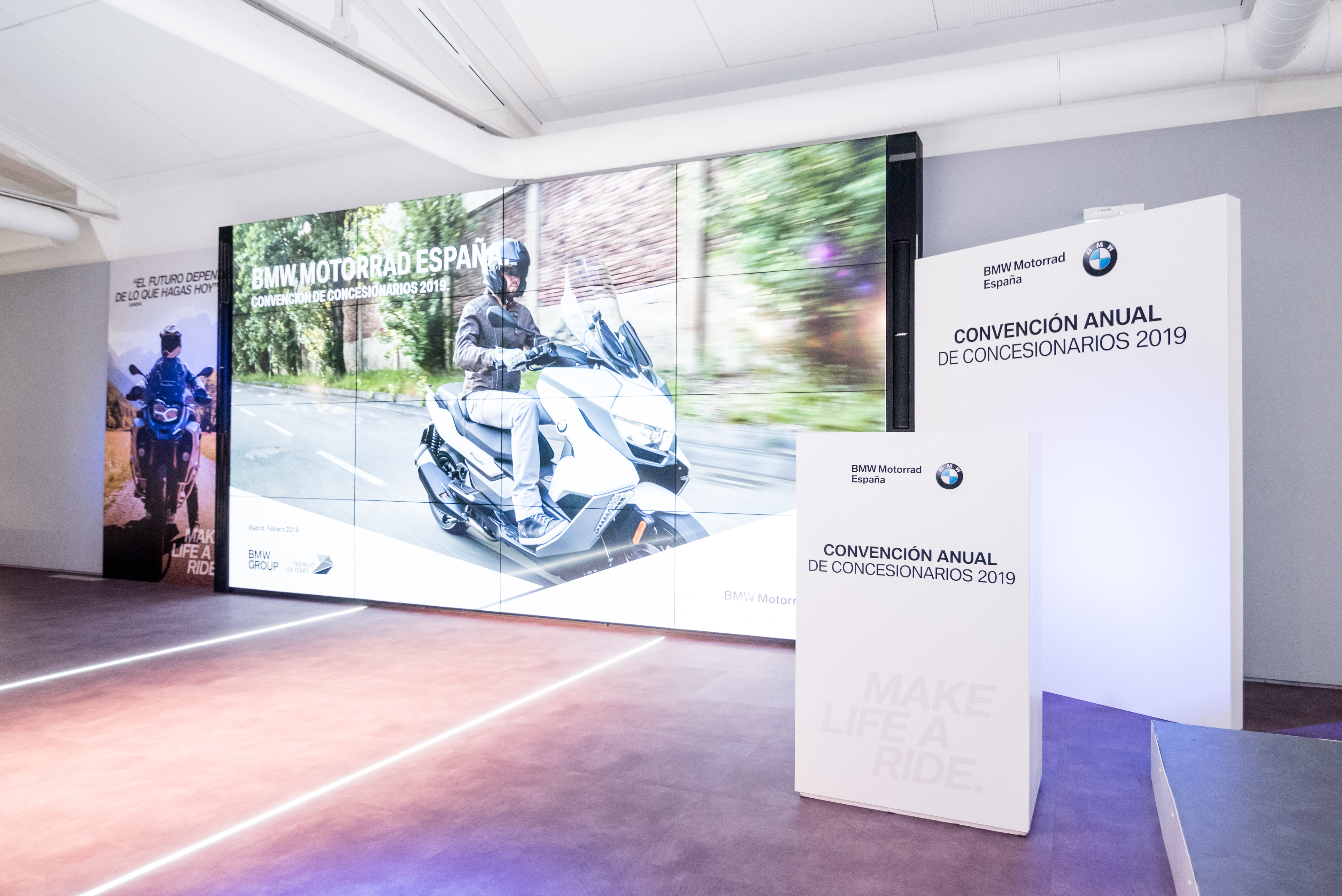 CONVENCIÓN GERENTES BMW MOTORRAD_CALEYDOS