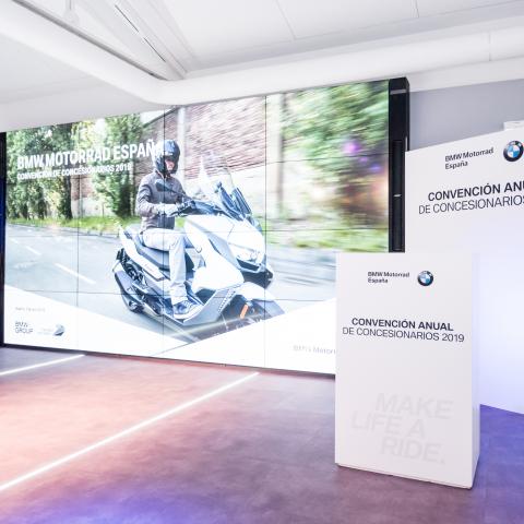 CONVENCIÓN GERENTES BMW MOTORRAD
